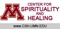 Spirit and Healing advert page logo copy