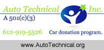 auto tech advert page logo