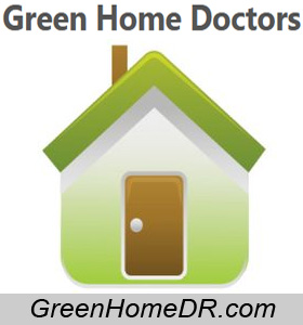Green Home Doctors Logo web