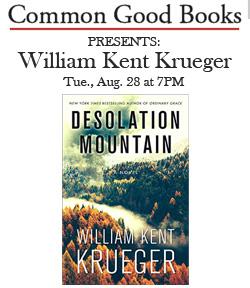 William Kent Krueger 080218