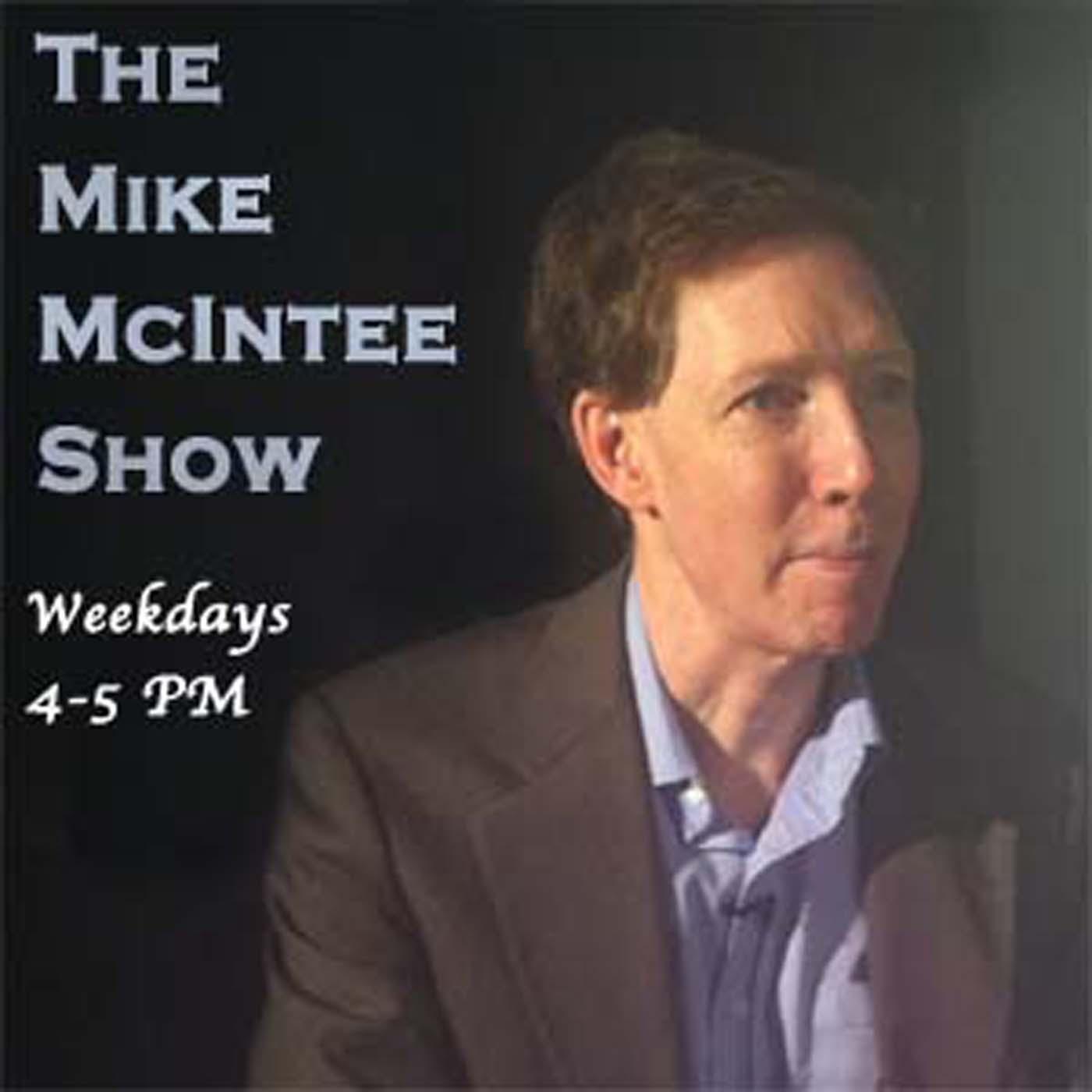 The Mike McIntee Show - AM950 The Progressive Voice of Minnesota