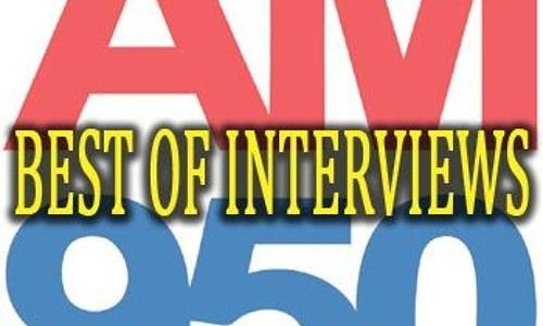 AM950 Best of Interviews