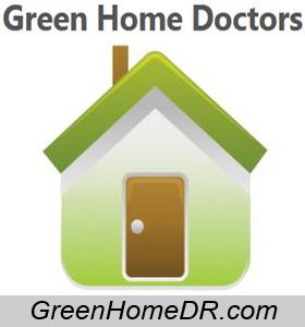 Green Home Doctors Logo web