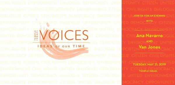 VOICES webpage Header