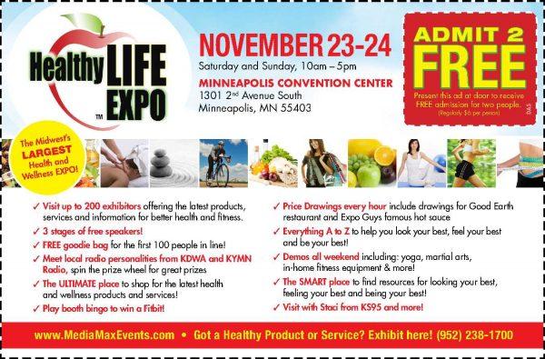 Healthy Life Expo MERSC Ad