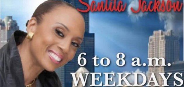 The Morning Drive with Santita Jackson
