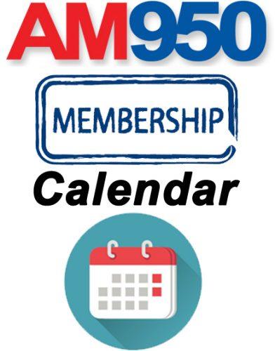 AM950-Membership Calendar